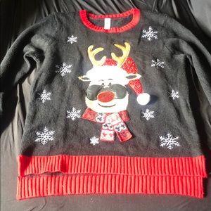 Like new holiday sweater